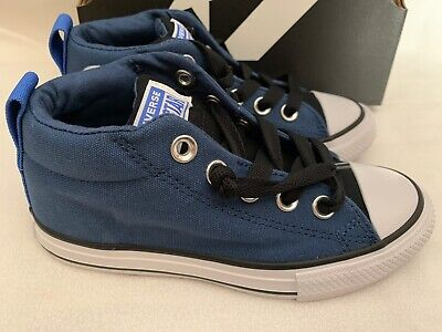 Santoni Junior Brand New IN Box Blue Suede Shoes 100/%AUTHENTIC MADE IN ITALY