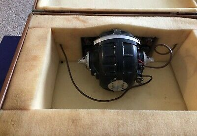 AM263 Vtg G.M. Preview of Projects 1958 Unknown Handmade Model Motor Thing