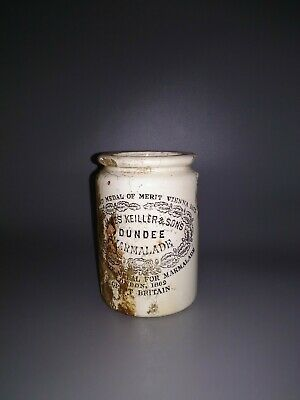 Antique METAL DETECTOR MARMALADE JAR find from 1862!