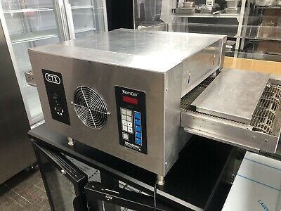 Middleby Marshal Ctx Tco2114 Mighty Chef Counter Top Pizza Oven Conveyor