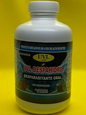 Uvl Despahidro 500ml