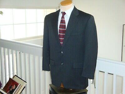Hickey Freeman Madison 2 Buttons Single Breasted Suit 40 ST / 34 x 29