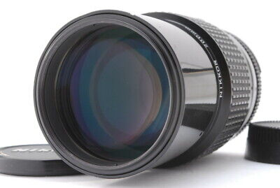 【Near Mint】Nikon AI Nikkor 200mm f/4 Ai Telephoto MF Lens from Japan