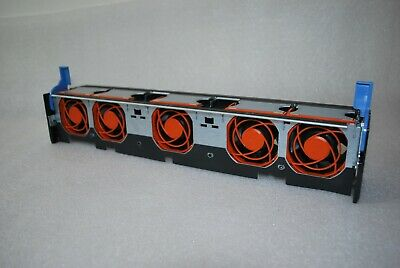 Fan Assembly Cage Gy080 4 Dell Poweredge R710 Server 4x Fans 090xrn 90xrn