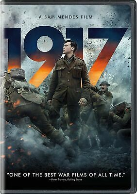 1917 DVD George MacKay (Actor), Dean-Charles Chapman (Actor) (FREE SHIPPING) NEW