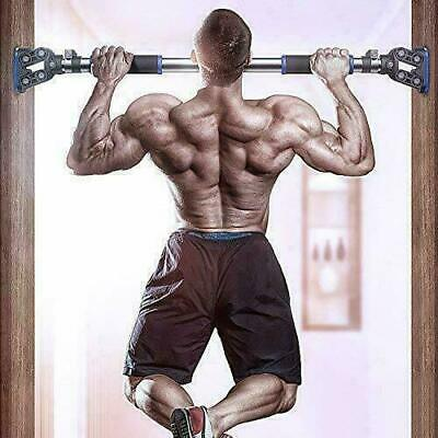 Bar Upper Body Workout Strength Exercise Power Pull Up Gym Twister Chest Home