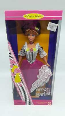 Mattel 16499 Dolls of the World Second Edition French Barbie Collector Edition D