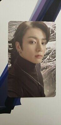 BTS Map Of The Soul : 7 Version 2 Album Jungkook Photocard
