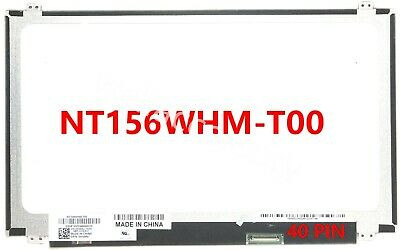 """15.6"""" HD 1366x768 Led Lcd Touch Screen - Replaces Dell HP NT156WHM-T00"""