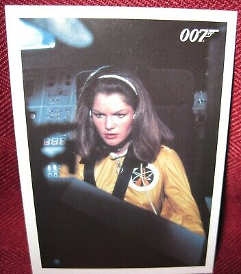 2016 Rittenhouse James Bond Archives Spectre Moonraker Throwback #60