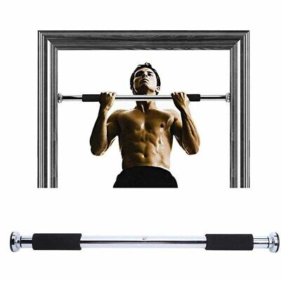 Adjustable Pull up Bar  Fitness Gym Exercise Training Chin up Door Wall UK