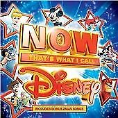 Various Artists - Now That's What I Call Disney (4CD Box Set, 2012)
