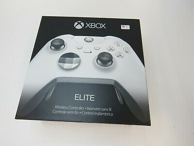 Microsoft Xbox One Elite Wireless Controller - White