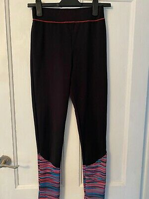 Girls Kylie Gym / Running Leggings Age 13 Years
