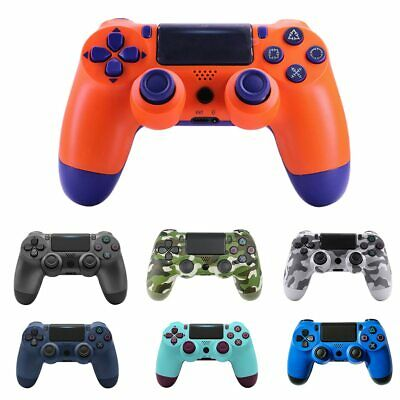 Bluetooth Wireless Joystick for Sony PS4 Gamepads Controller Fit Console
