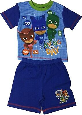 MA4 Kids Boys PJ Masks Pyjamas Pjs Sleepwear Ages 18 months to 5 years