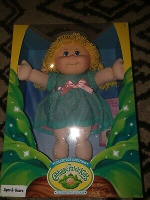 Collectors Edition Cabbage Patch Kids