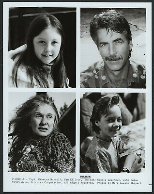 Prancer '89 CHILDSTAR REBECCA HARRELL CLORIS LEACHMAN JOHN DUDA SAM ELLIOTT