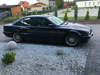 bmw e38 740i replica alpina b12 286ps