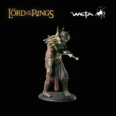 Sideshow Weta The Lord of the Rings Haradrim Soldier statue box original