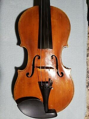Old Labeled Violin - Italian? Excellent Condition