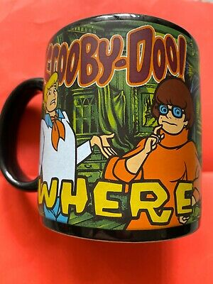 Hanna Barbera, Cartoon Connection, Scooby Doo,Where Are You, Collectable Mug