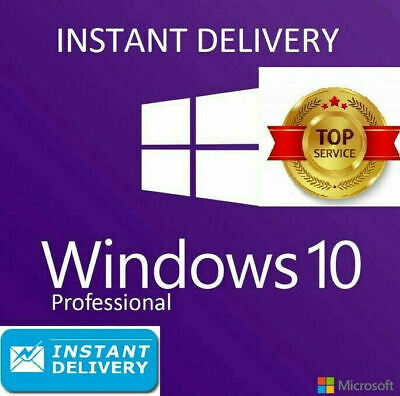 Windows 10 Pro License Key | Instant Delivery