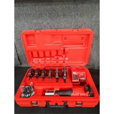 "Milwaukee 2773-22 M18 Force Logic Press Tool Kit 1/2""-2"" Jaws*"