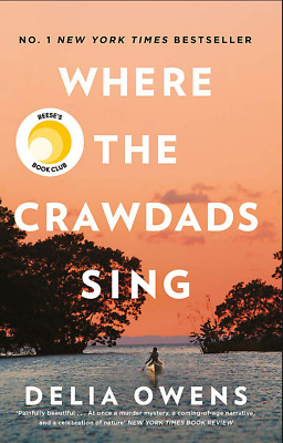 Where the Crawdads Sing by Owens Delia 🔥[PÐF]🔥