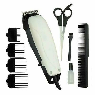 Professional 9pc Pet Dog Clippers Grooming Kit Animal Hair Trimmer Clipper
