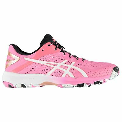 Asics Netburner Professional FF 2 Netball Sneakers Ladies Shoes Laces Fastened