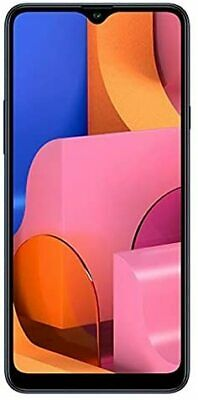 Samsung Galaxy A20S A207M GSM Android Smartphone Blue / 32GB / Unlocked