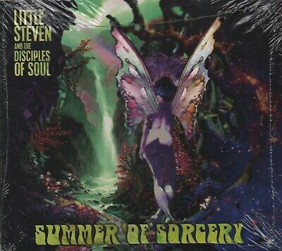 LITTLE STEVEN AND THE DISCIPLES OF SOUL - Summer of sorcery - CD (New & sealed)