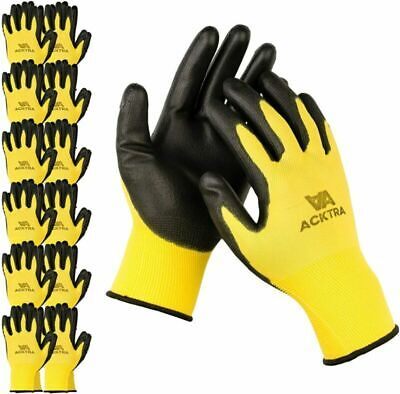 Tegera 777 BlueBlack Ultra Thin PU Coated Precision Work Gloves