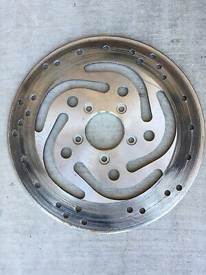 Brake Disc Rotor S//S Front Cycle Haven 84-99 replaces Harley Davidson 44136-84A