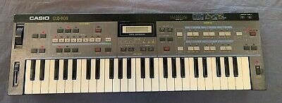 Casio CZ-101 (1984) Phase Distortion Synthesizer - Keyboard