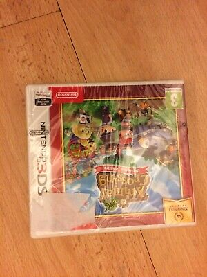 Nintendo 3ds Animal Crossing New Leaf   - Brand New And Sealed