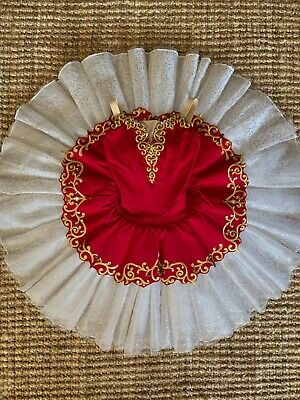 Custom Professionally Made Classical Ballet Tutu Performance Quality Age 11-14