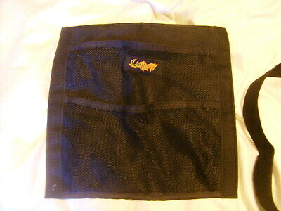 Lan Party PC Tower carrier bag with pouch used only once very good condition