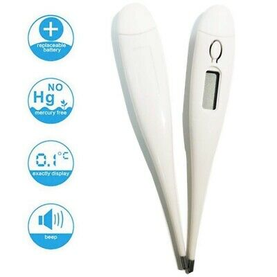 USA Oral LCD Digital Thermometer For Baby Kid Health Medical Thermometers