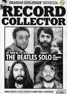 RECORD COLLECTOR- No.504 April 2020 (NEW)*Post included to UK/Europe/USA