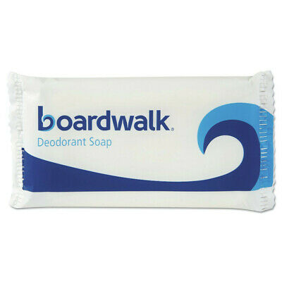 Boardwalk Face And Body Soap, Flow Wrapped, Floral Fragrance, # 1 1/2 Bar, 500/c