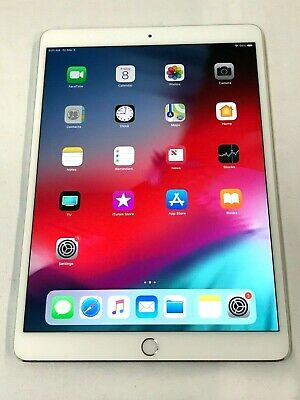 Apple iPad Pro 2nd Gen. 256GB, Wi-Fi + Cellular ATT 10.5in - Silver (MEZZ)