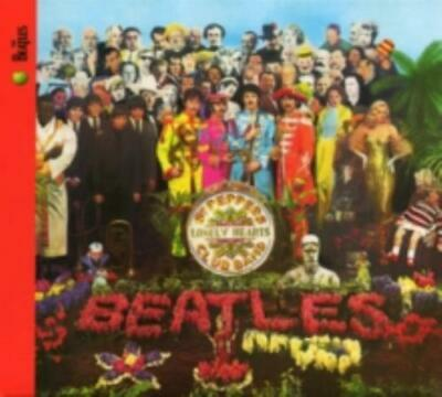 Beatles: Sgt Pepper's Lonely Hearts Club Band (Cd.)