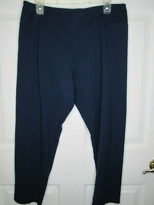 LARGE NAVY Women with Control Petite Tummy Control Slim Leg Ankle Pants A286521