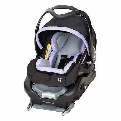 Baby Trend Secure Snap Tech 35 Safe Infant Car Seat Travel System, Lavender Ice