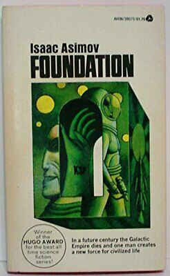 Foundation Trilogy by Asimov, Isaac Book The Cheap Fast Free Post