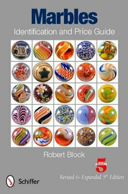 Marbles Identification and Price Guide by Block, Robert Book The Cheap Fast Free