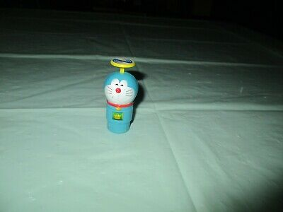 """RARE Stand by Me Doraemon Friend of the Fisher Price Little People 2 1/2"""" Cat"""