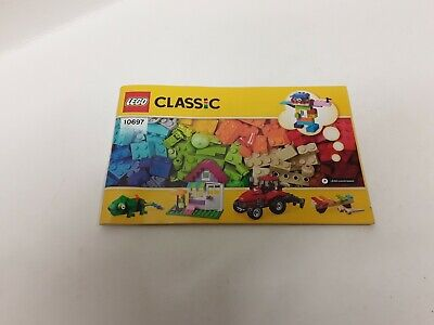 LEGO !! INSTRUCTIONS ONLY !! FOR Classic 10697